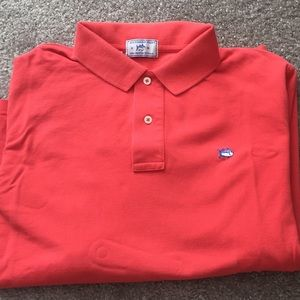 Southern Tide SkipJack Polo Ling Sleeve